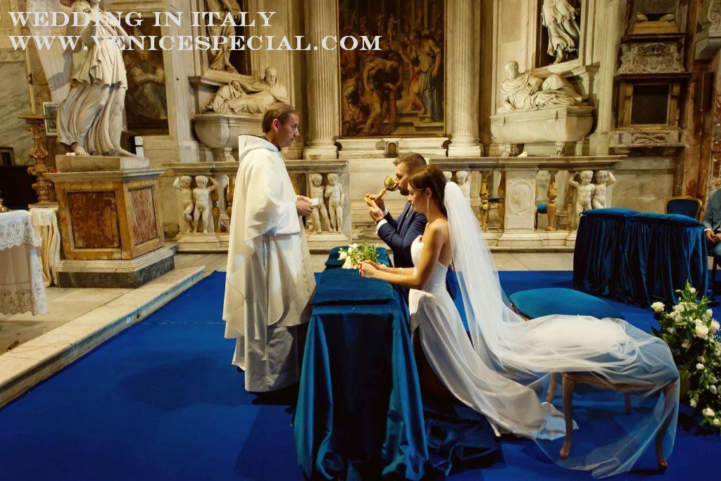 Ślub kościelny we Włoszech