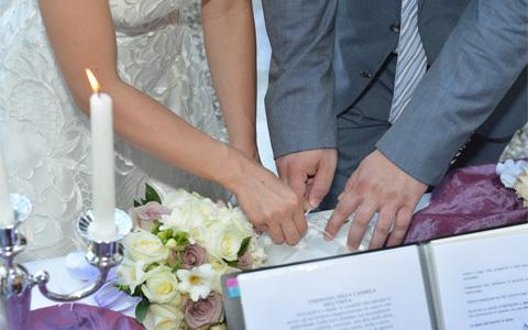 Odnowa przysięgi małżeńskiej we Włoszech