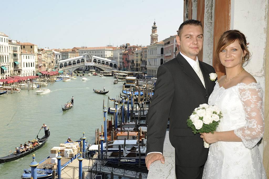 Ślub cywilny we Włoszech - zdjęcie 1