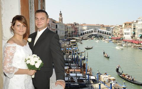 Niezwykły ślub cywilny we Włoszech