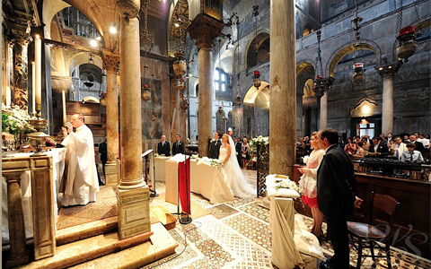 Ślub religijny we Włoszech