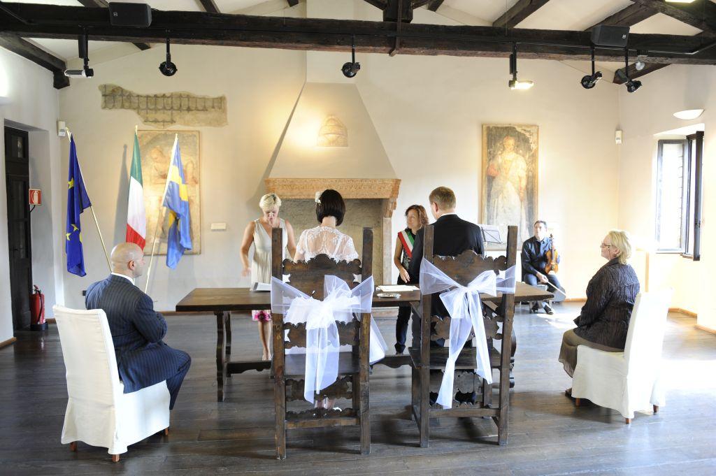 Cywilny ślub we Włoszech