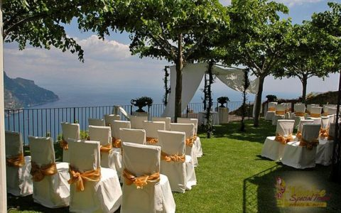 Wybrzeże Amalfi - ślub cywilny we Włoszech - zdjęcie 02