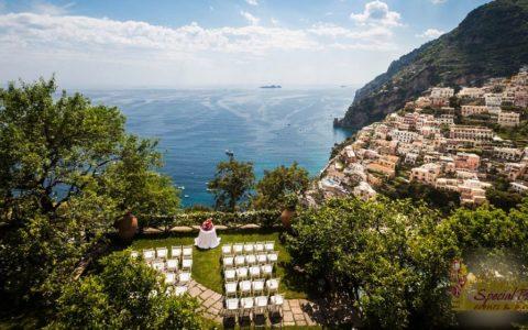 Wybrzeże Amalfi - ślub cywilny we Włoszech - zdjęcie 03