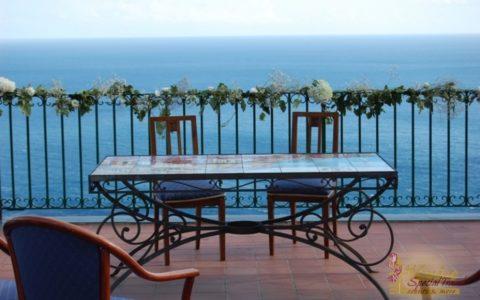 Wybrzeże Amalfi - ślub cywilny we Włoszech - zdjęcie 04