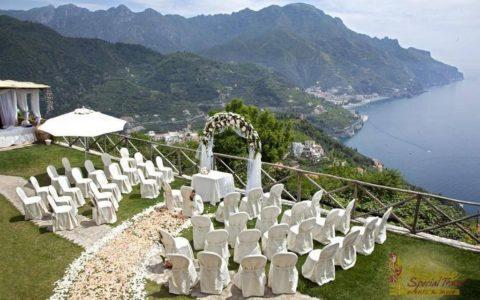 Wybrzeże Amalfi - ślub cywilny we Włoszech - zdjęcie 05