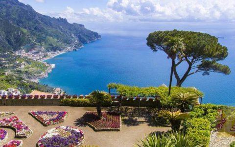 Wybrzeże Amalfi - ślub cywilny we Włoszech - zdjęcie 08