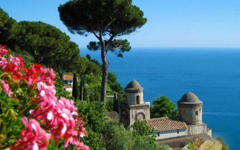 Wybrzeże Amalfi - ślub cywilny we Włoszech - zdjęcie 14