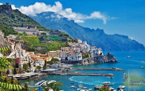 Wybrzeże Amalfi - ślub cywilny we Włoszech - zdjęcie 15