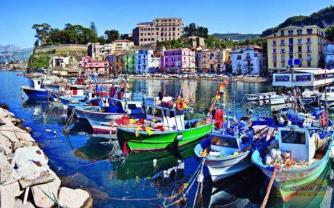 Wybrzeże Amalfi - ślub cywilny we Włoszech - zdjęcie 16
