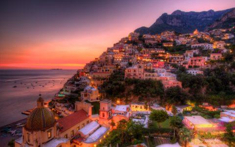 Wybrzeże Amalfi - ślub cywilny we Włoszech - zdjęcie 18