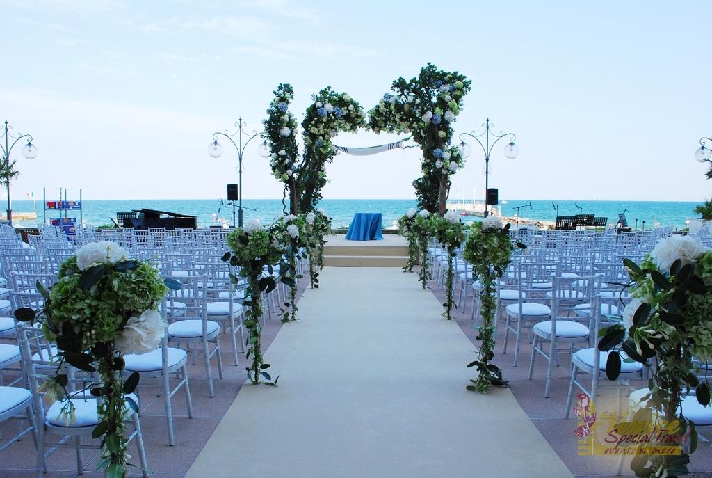 ślub Cywilny Na Plaży Nad Adriatykiem Jesolo Lido Venice Special