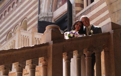 Ślub we włoskich willach - Werona