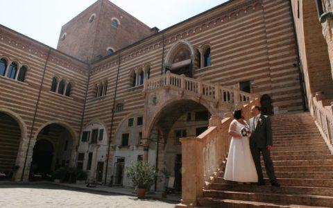 Ślub w domu Romea i Julii