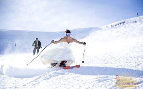 Ślub w górach Dolomitach - zdjęcie 13