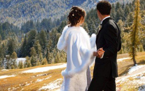 Ślub w górach Dolomitach - zdjęcie 14