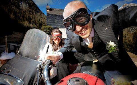 Ślub w górach Dolomitach - zdjęcie 15