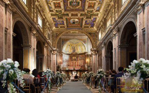 Ślub w Rzymie - zdjęcie 01