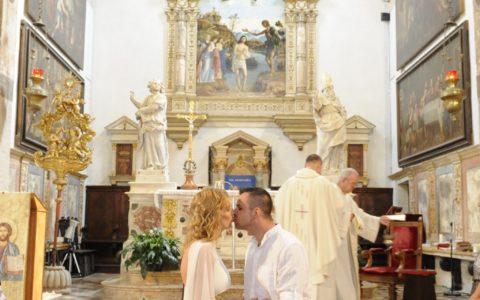 Ślub w Wenecji - zdjęcie 01