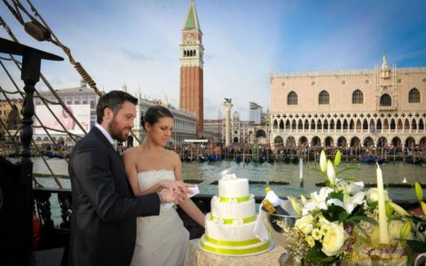 Ślub w Wenecji - zdjęcie 03