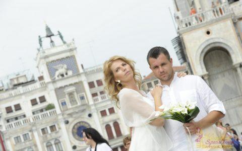 Ślub w Wenecji - zdjęcie 08