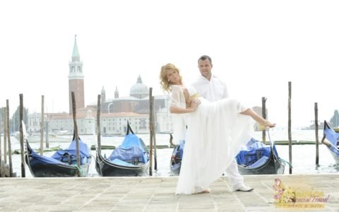 Ślub w Wenecji - zdjęcie 09