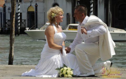 Ślub w Wenecji - zdjęcie 18