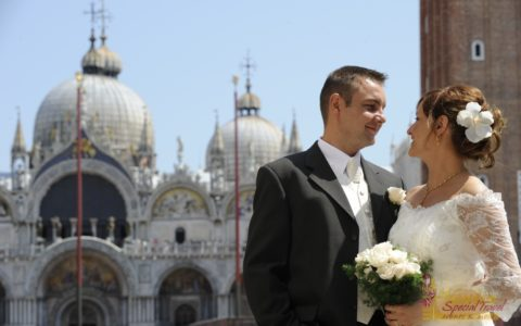 Ślub w Wenecji - zdjęcie 23