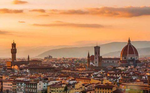 Ślub we Florencji / Toskanii - zdjęcie 10