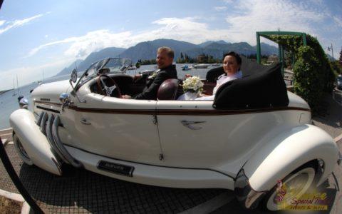 Ślub we Włoszech nad jeziorem Garda - zdjęcie 01