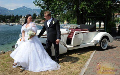 Ślub we Włoszech nad jeziorem Garda - zdjęcie 02