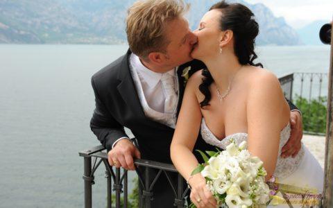 Ślub we Włoszech nad jeziorem Garda - zdjęcie 07