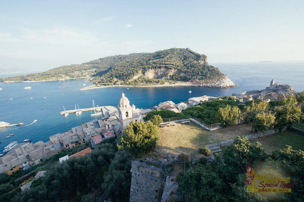 Ślub za granicą - włoska Liguria - zdjęcie 01