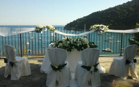 Свадьба в Лигурии