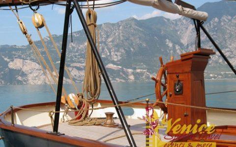 Malowniczy ślub nad jeziorem Garda - Malcesine - zdjęcie 08