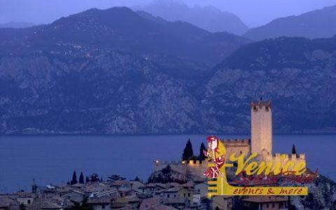 Malowniczy ślub nad jeziorem Garda - Malcesine - zdjęcie 11