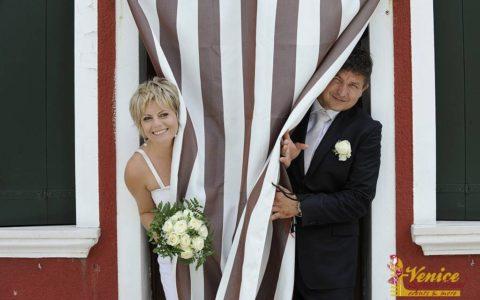 Romantyczny ślub w Wenecji - zdjęcie 02