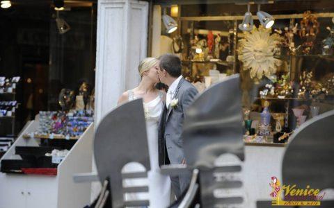 Romantyczny ślub w Wenecji - zdjęcie 04