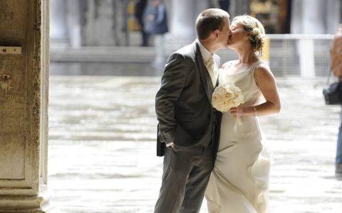 Romantyczny ślub w Wenecji - zdjęcie 05