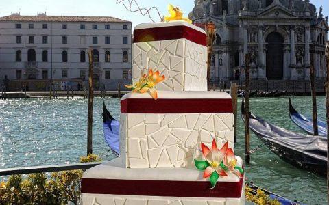 Romantyczny ślub w Wenecji - zdjęcie 06