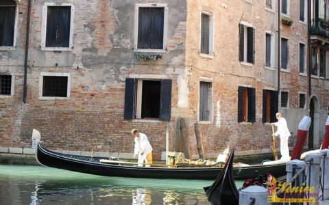 Romantyczny ślub w Wenecji - zdjęcie 09