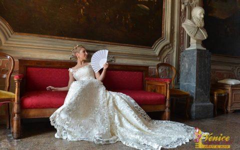 Romantyczny ślub w Wenecji - zdjęcie 15