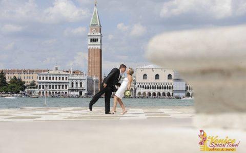 Romantyczny ślub w Wenecji - zdjęcie 19