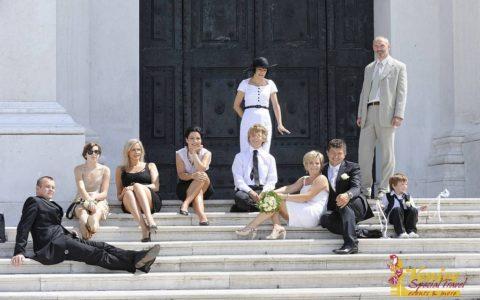 Romantyczny ślub w Wenecji - zdjęcie 20
