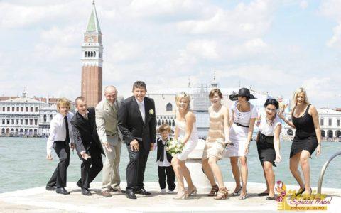 Romantyczny ślub w Wenecji - zdjęcie 21