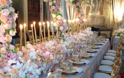 Ślub symboliczny w pałacu w Wenecji - zdjęcie-08