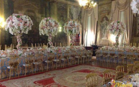 Ślub symboliczny w pałacu w Wenecji - zdjęcie-11