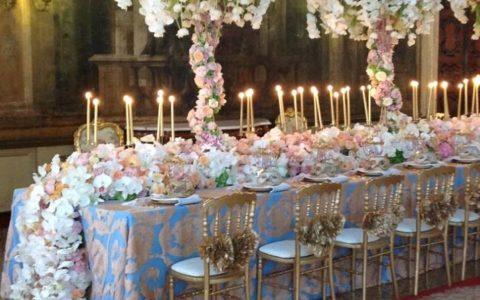 Ślub symboliczny w pałacu w Wenecji - zdjęcie-13