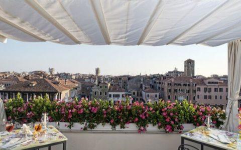 Ślub symboliczny w pałacu w Wenecji - zdjęcie-17