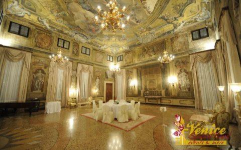 Ślub symboliczny w pałacu w Wenecji - zdjęcie-25